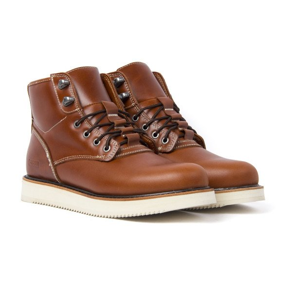 GLOBE SHOES KOMACHI BOOT TAWNY BROWN TYLER F18
