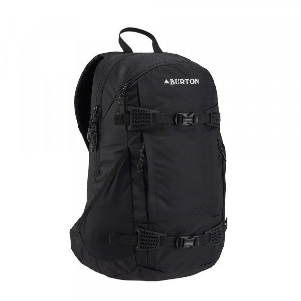 BURTON SOMA DAY HIKER 25 L TRUE BLACK RIPSTOP F18