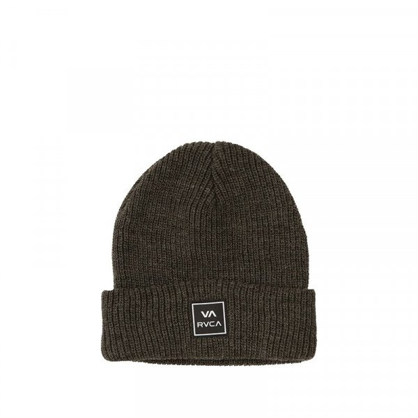 RVCA CEPURE WASHED RVCA BEANIE BLACK F18