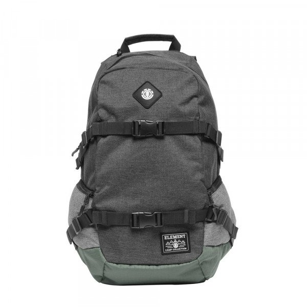 ELEMENT SOMA JAYWALKER BACKPACK MOSS HEATHER F18