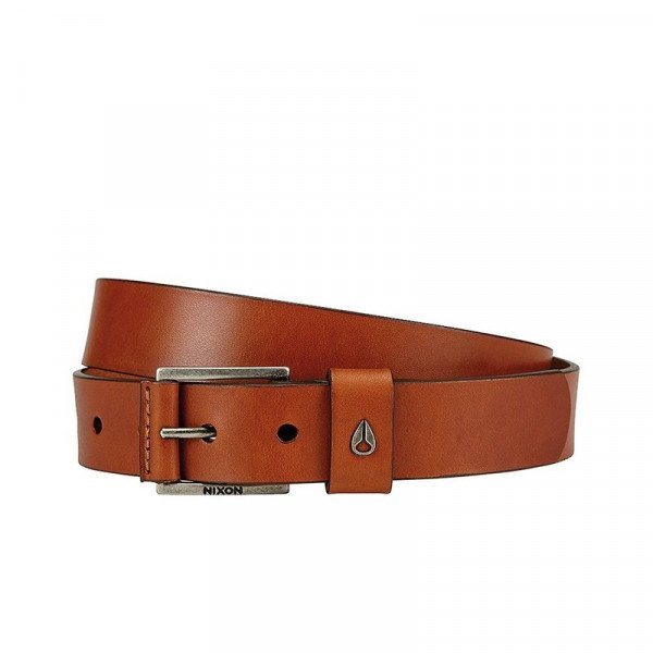NIXON BELT AMERICANA MID BELT SADDLE