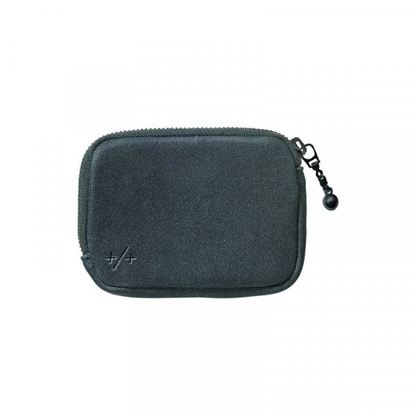 GLOBE WALLET DION AGIUS DEBOSS WALLET CHARCOAL F18