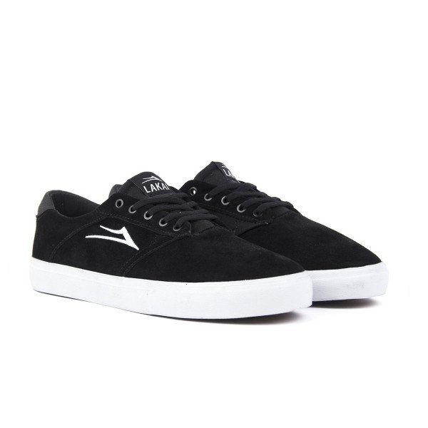 LAKAI APAVI SHEFFIELD BLACK SUEDE F18