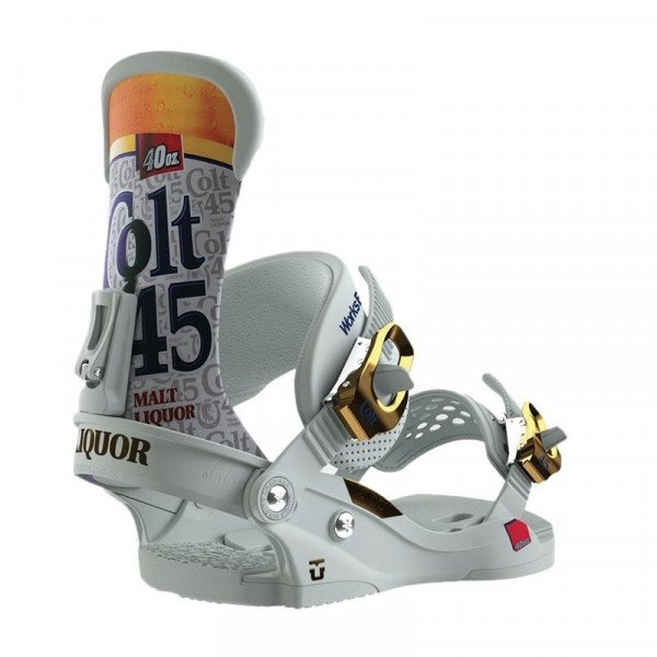 UNION BINDINGS COLT 45 MALT LIQUOR W18