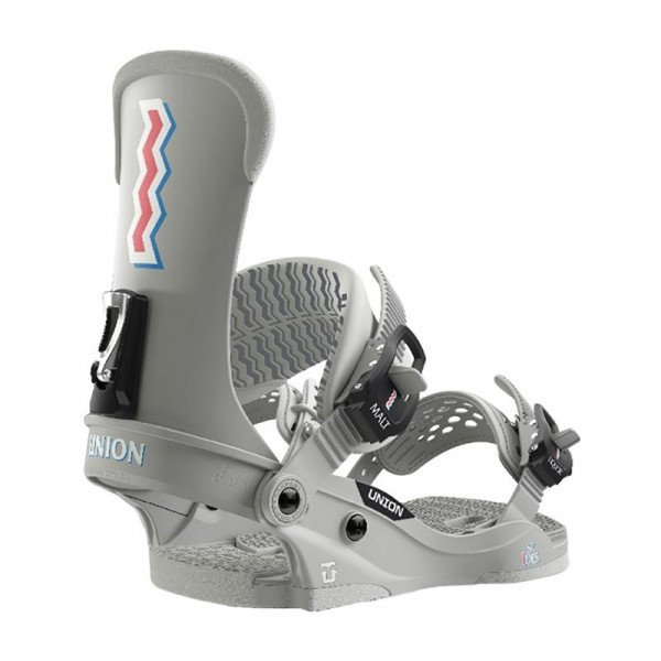 UNION BINDINGS ST IDES SILVER W18