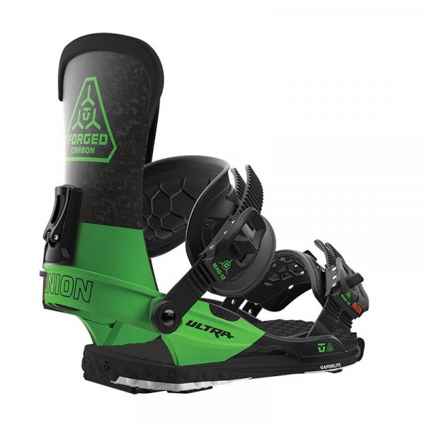 UNION BINDINGS ULTRA GREEN W18