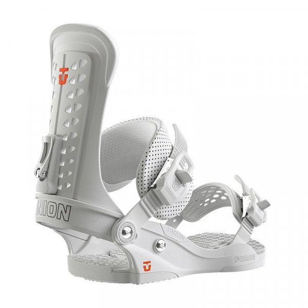 UNION BINDINGS FORCE WHITE W18