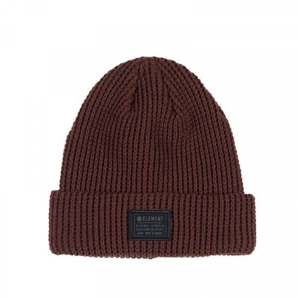 ELEMENT CEPURE CADET II BEANIE CHOCOLATE F18