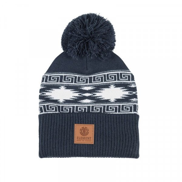 ELEMENT CEPURE DUSK POM II BEANIE ECLIPSE NAVY F18