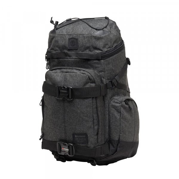 ELEMENT SOMA THE EXPLORER BLACK GRID HTR F18