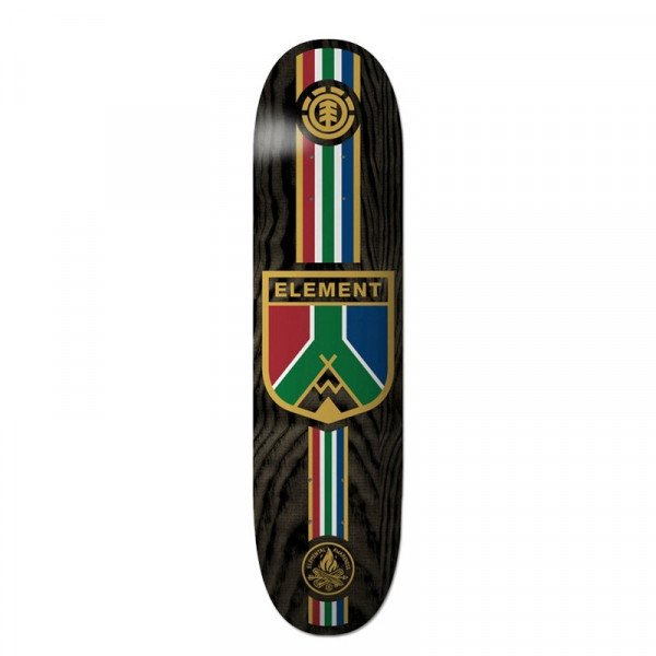 ELEMENT SK8KLĀJS ELEMENTAL SAFRICA 8 10/18