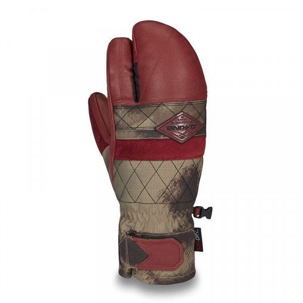 DAKINE GLOVES TEAM FILLMORE TRIGGER MITT SAMMY CARLSON W18
