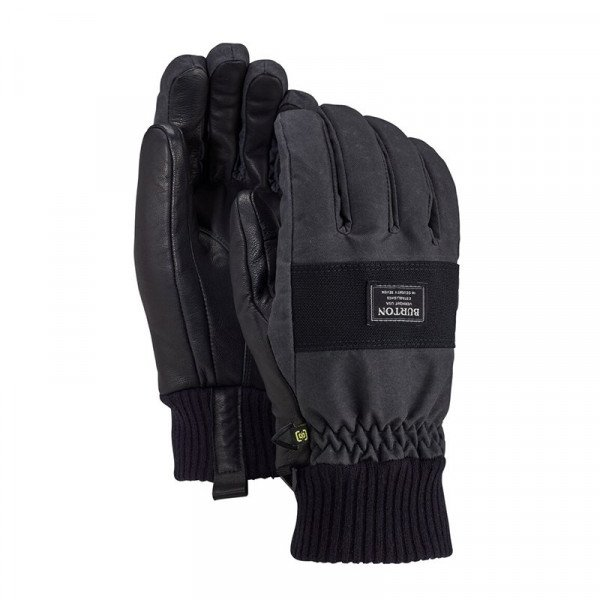BURTON DAM GLOVE TRUE BLACK WAX W18