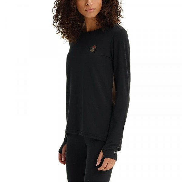 BURTON BASE LAYER WB TECH T TRUE BLACK W18