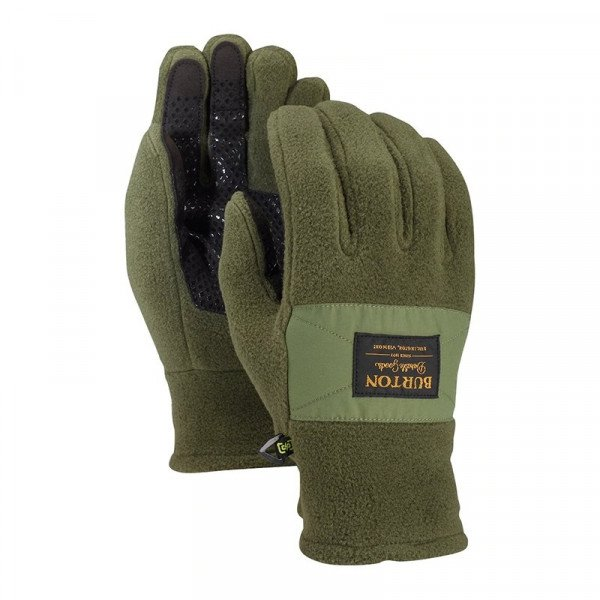 BURTON CIMDI MB EMBER FLEECE GLOVE FOREST NIGHT W18