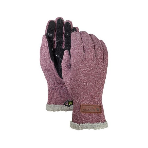 BURTON CIMDI WB SAPPHIRE GLOVE PORT ROYAL HEATHER W18