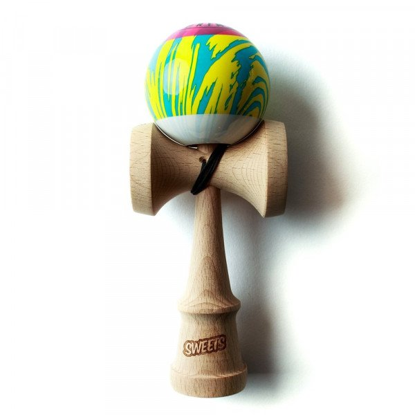 KENDAMA SWEETS PRIME GRAIN SPLIT 2.0 CMYK