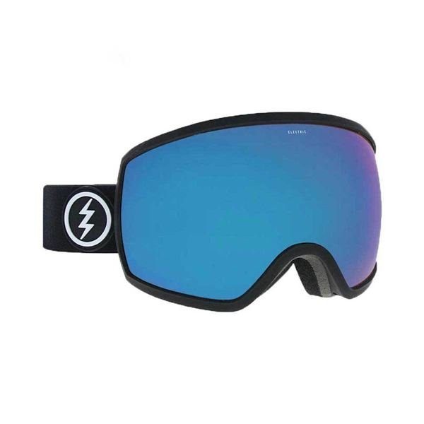 ELECTRIC BRILLES EGG MURKED BLUE CHROME JET BLACK +BL