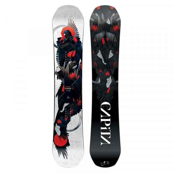 CAPITA SNOWBOARD BIRDS OF A FEATHER W18