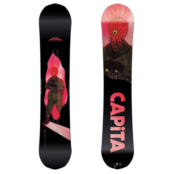 CAPITA SNOW DĒLIS THE OUTSIDERS W18