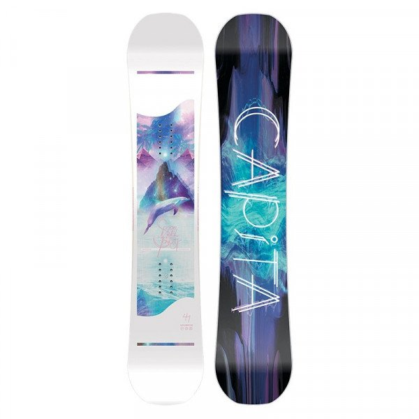 CAPITA SNOW DĒLIS SPACE METAL FANTASY W18