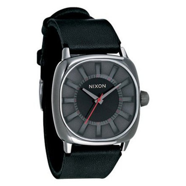 NIXON WATCH REVOLVER BLACK