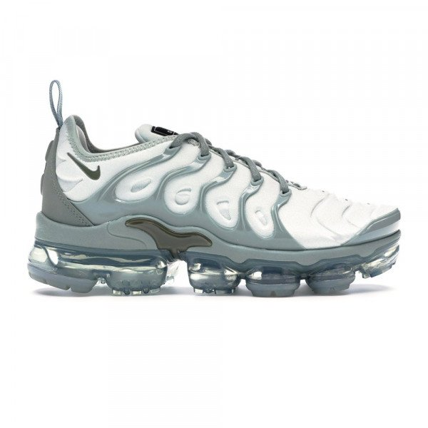 NIKE APAVI AIR VAPORMAX PLUS W LIGHT SILVER MEDIUM OLIVE H18