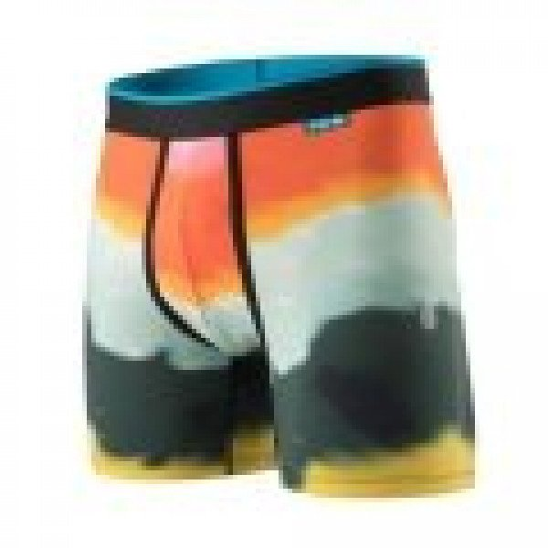 STANCE UNDERWEAR SUNSET WASH WH GREEN