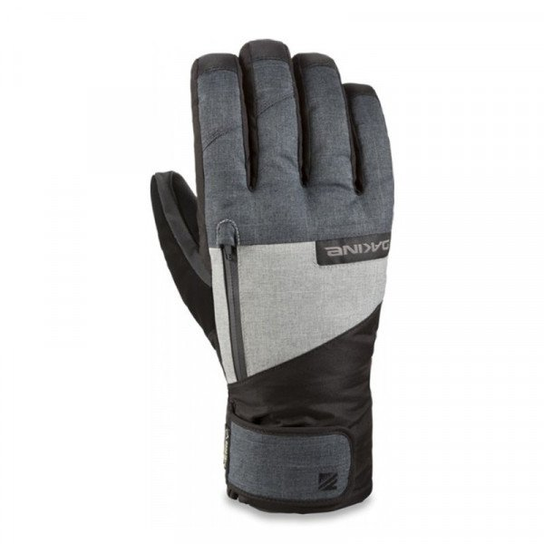 DAKINE GLOVES TITAN SHORT CARBON W18
