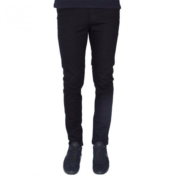 CHEAP MONDAY DŽINSI SONIC DEEP BLACK S19