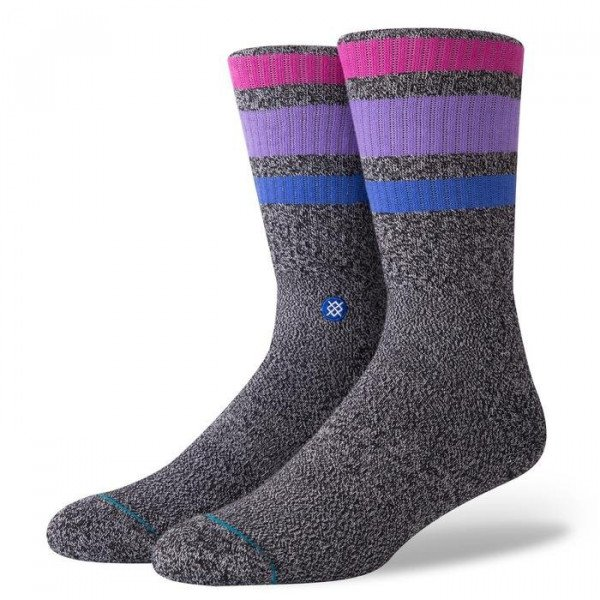 STANCE ZEĶES UNCOMMON SOLIDS BOYD 4 HEATHER GREY