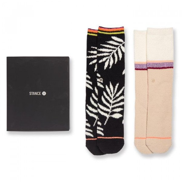 STANCE ZEĶES FOUNDATION WOMEN COZY HOLIDAY BOX MULTI