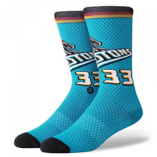 STANCE ZEĶES NBA ARENA PISTONS 96 HWC BLUE