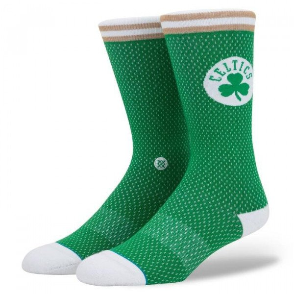STANCE SOCKS NBA ARENA CELTICS JERSEY GREEN