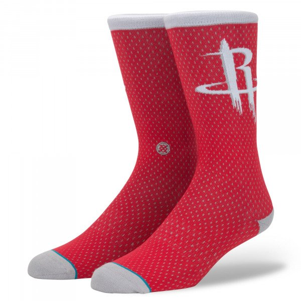 STANCE ZEĶES NBA ARENA ROCKETS JERSEY RED