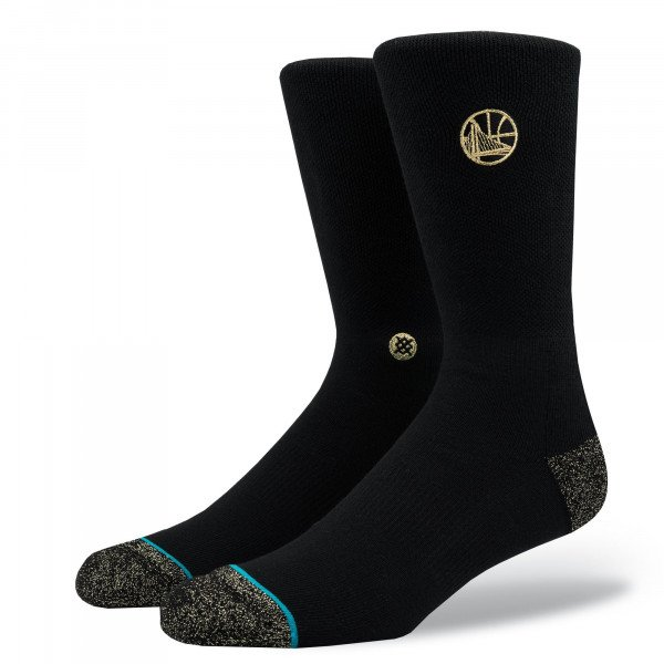 STANCE ZEĶES NBA ARENA WARRIORS TROPHY BLACK