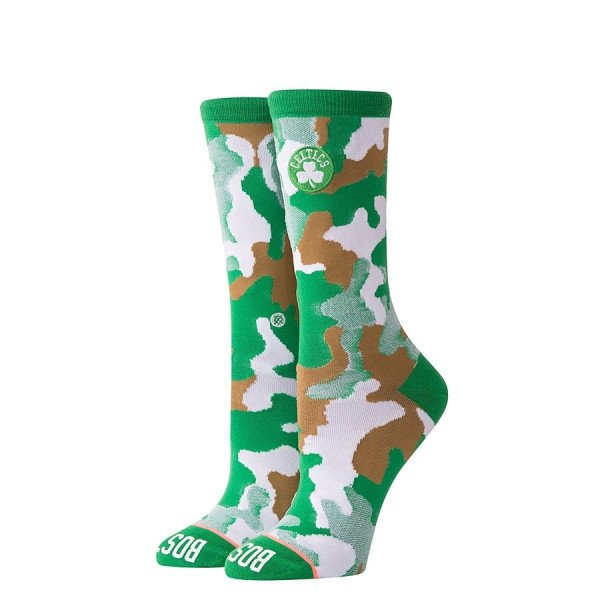 STANCE SOCKS W NBA ARENA CELTICS CREW GREEN