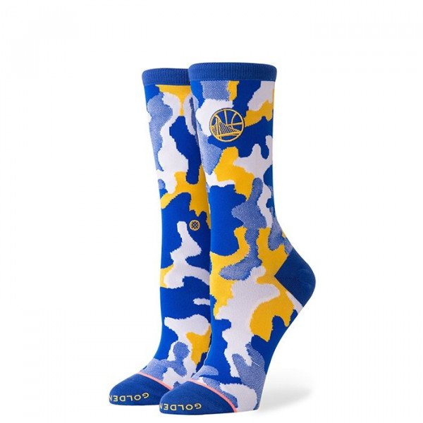 STANCE ZEĶES W NBA ARENA GOLDEN STATE CREW BLUE