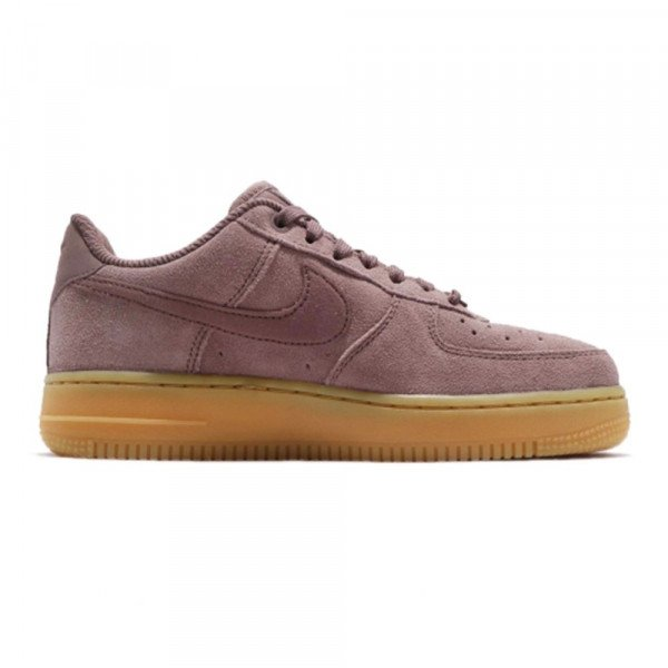 NIKE APAVI AIR FORCE 1 '07 SE W SMOKEY MAUVE S19