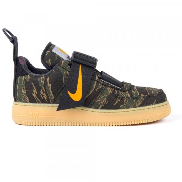 NIKE APAVI AIR FORCE 1 UT LOW PRM WIP CAMO GREEN S19