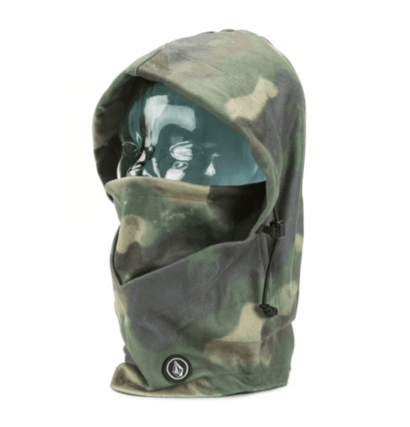 VOLCOM MASKA TRAVELIN HOOD THINGY CAM W18