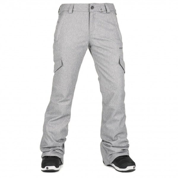VOLCOM SNOW PANTS BRIDGER INS PANT HGR W18