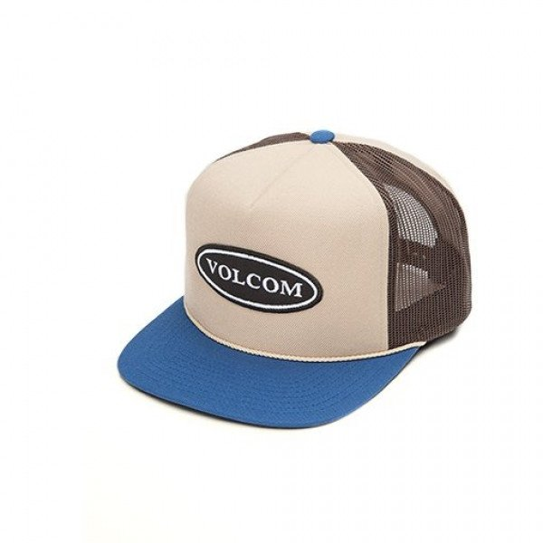 VOLCOM HAT LOGGER CHEESE SND H18