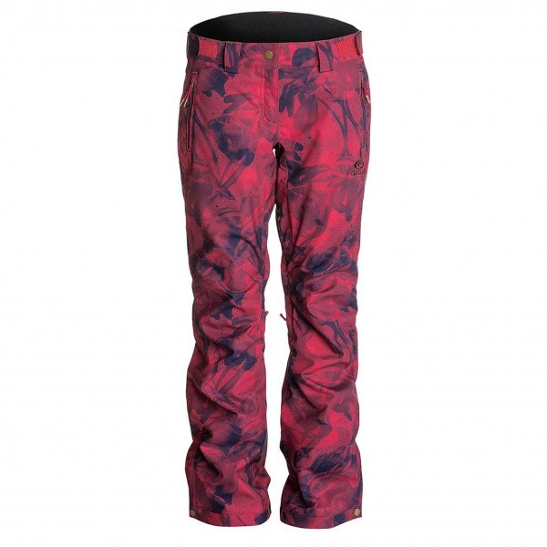 RIP CURL BIKSES SLINKY PTD PANT RED ORCHID W18