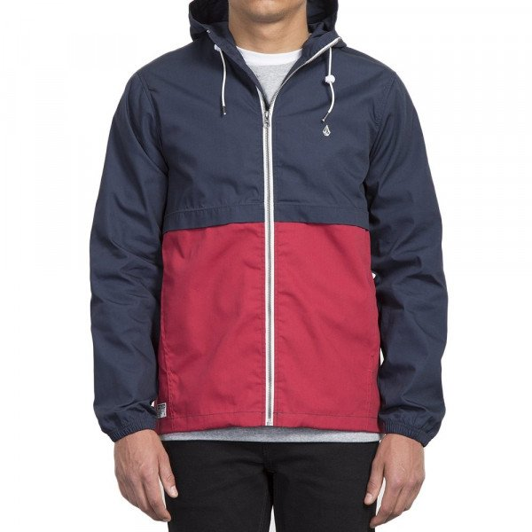 VOLCOM JAKA HOWARD HOODED BUR S19