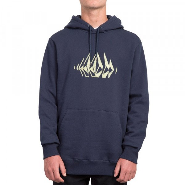 VOLCOM HOOD GENERAL STONE P/O NVY S19
