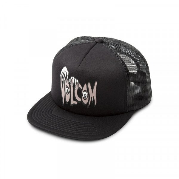 VOLCOM CEPURE HOT CHEESE BLK S19