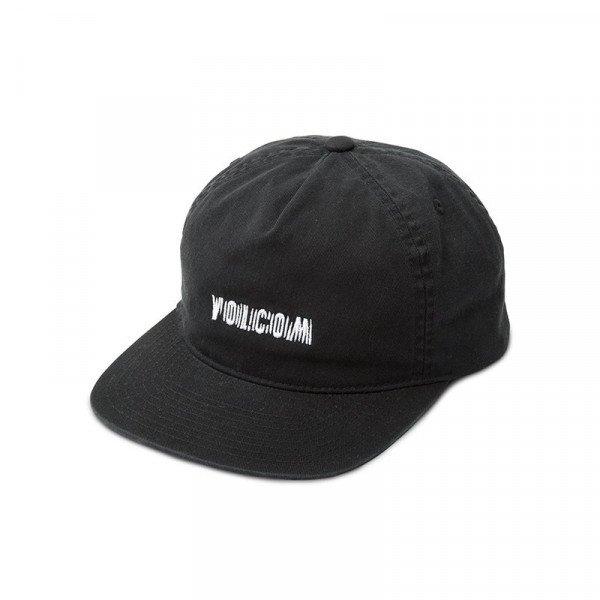 VOLCOM CEPURE STONE FIDELITY BLK S19