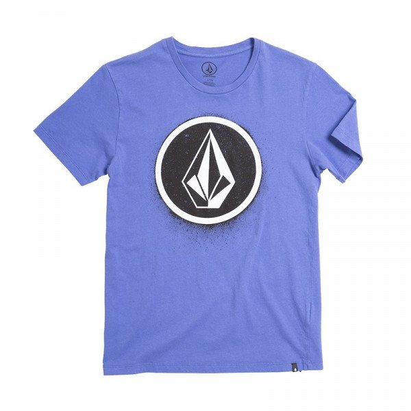 VOLCOM T-SHIRT SPRAY STONE LTW SS KIDS DPL S19