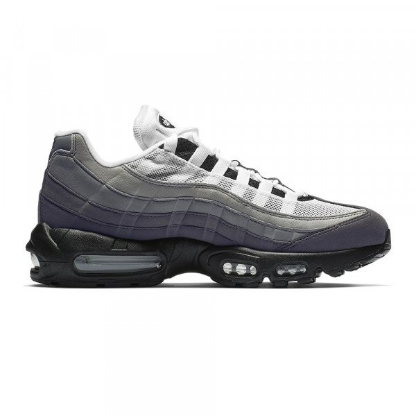 NIKE APAVI AIR MAX 95 OG BLACK WHITE GRANITE S19